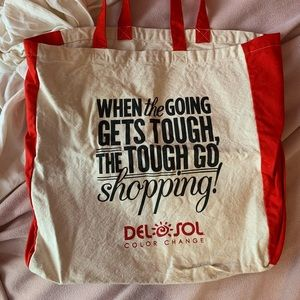 Del Sol Color changing tote